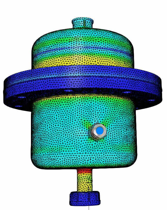 Calculs, simulations et modélisations numériques : mécanique des fluides numérique (CFD), éléments finis (FEA)